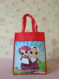 del produk tas ulang tahun anak muslim