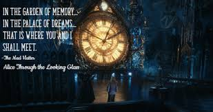 Through The Looking Glass Quotes Beauteous Alice Through The Looking Glass Quotes About Time Alice Glass And