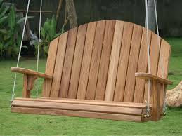 adirondack swing seat