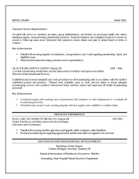 Human Resources Specialist Resume Free Resume Example And