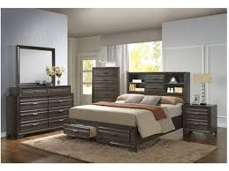 Lifestyle Aaron Queen Storage Bedroom Set C5236A - Gavigan's ...