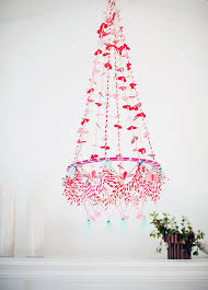 polish chandelier for valentine s day