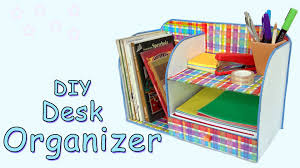 Diy Desk Organizer Diy Desk Organizer Ana Diy Crafts Youtube