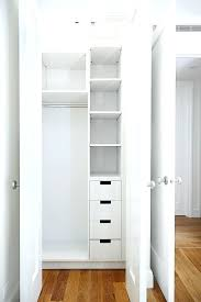finest narrow closet organizer small and narrow closet organizer idea in white of small closet narrow closet narrow closet organizer with deep closet