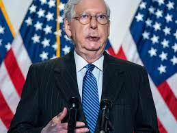 Mitch McConnell says he has no health ...