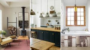 10 Modern Rustic Decor Ideas These Modern Rustic Rooms Prove You