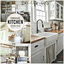 kitchens decorating ideas. Farmhouse Kitchen Decor Ideas - So Many Beautiful Ways To Transform Your With Authentic Kitchens Decorating H