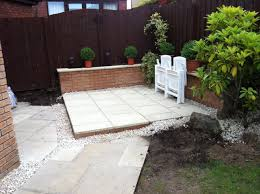raised patio pavers. Brickwork Services Small Raised Patio Bothwell After: Full Size Pavers
