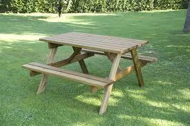 Tavolo Da Terrazzo In Legno : Panchine da giardino in legno panche