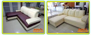 Sofa LRecliningMurah
