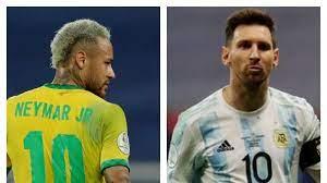 Copa America Final Argentina vs Brazil ...