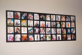 photo collage diy picture collage wall