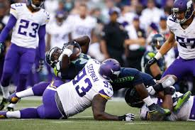 Nfc Northwest Seahawks And Vikings Have Played 4 Times