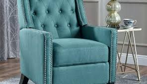 furniture s open on sunday fort lauderdale teal leather recliner club chair s