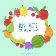 fresh fruit background. Perfect Fresh Fresh Fruits Background Free Vector For Fruit Background F