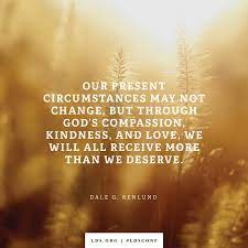 Check out some kindness quotes to that will inspire you to treat yourself and others better today. More Than We Deserve