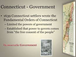 Image result for 1639 fundamental orders of connecticut