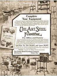 pressed metal furniture. fine metal adjustable height american antique industrial  with pressed metal furniture
