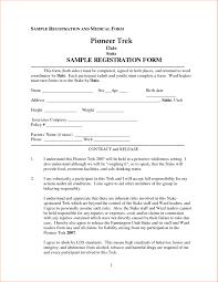 Sample Medical Release Form Printable Medical Forms 24 Sample Medical Release Form 11
