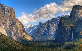 Yosemite National Park HD Wallpapers ...