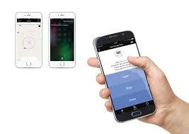open garage door with iphoneNice now compatible with Apple HomeKit for garage door automation