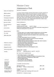 Secretary Objective For Resume – Resume Directory