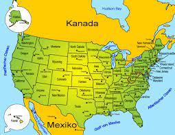 อยากรู้เกี่ยวกับรัฐต่าง ๆ ของ อเมริกา ครับ เขาเป็นอย่างไร ? - Pantip