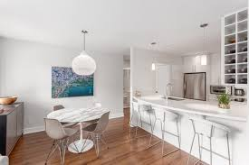 scandinavian furniture vancouver. Dream Houses: Open Plan Living Area With Kitchen And Dining Inside The Vancouver Condo - Scandinavian Furniture N
