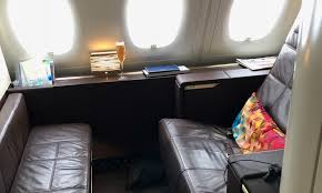 Etihad First Class Apartment A Suite Fit For A King And A Queen