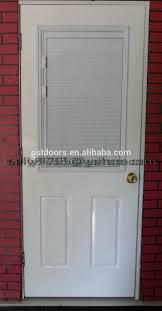 half door blinds. First Rate Vented Door Half Lite Steel Buy Vent Door,Steel Door,Cheap Blinds N