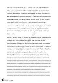module a essay the great gatsby and sonnets from the portuguese  advanced english module a great gatsby barret browning