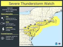 Hunterdon County Weather - ⚠️ Severe ...