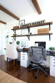 home office double desk. Double Office Desk Home Farmhouse Cottage Style Decorating Base Cabinet And E