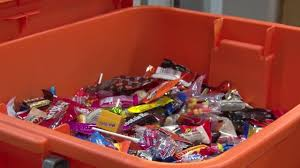 Dental Designs Of White Marsh Sweet Trade Off Dentist Office Collects Candy For The Troops And First Responders