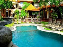 Hotel Puri Tanah Lot Legian Map And Hotels In Legian Area Bali