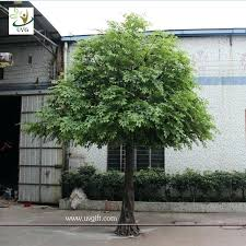 artificial outdoor trees china tall outdoor decorative artificial trees with fake banyan tree branch for park
