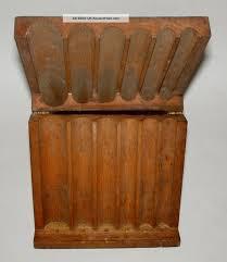 vintage antique american primitive wooden wood coin holder cash drawer 1850s