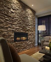 Wall Covering For Living Room Austin Stone Fireplace Living Room Modern With Light Wood Floors