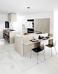 Eating Table Kitchen Design Ideas Kitchen Island Attached Eating Table Do It