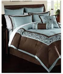 brown and blue comforter set queen piece queen comforter set blue brown brown and blue queen
