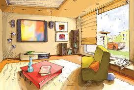 Light Living Room Clipart Living Room Clipartfest Cartoon Living Room Clipart