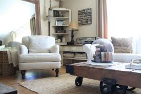 shabby chic country furniture living room shabby chic style with crystal chandelier rag rug industrial