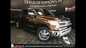 Used Brown 2014 Toyota Tundra 1794 Edition Walkaround Review Red ...