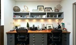 dual desks home office. Modren Home Home Dual Desk Office Astonishing For With Inspirations 1 Desks