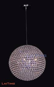 Moderne Runde Kristall Hängen Esszimmer Lampe Dia 60 Cm Glaskugel Kronleuchter Buy Moderne Runde Lampehängende Lampedinging Raum Lampe Product On