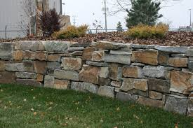 Small Picture Chief Cliff Drystack garden wall from Montana Rockworks design