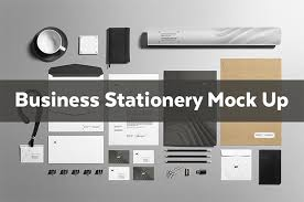 Office Stationery Design Templates 40 Stationery Mockup Templates You Can Download For Free