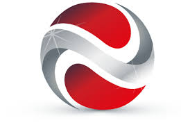 Create Red 3D logo template with Our Free 3D logos maker app