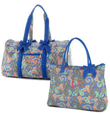 Personalized Quilted Bags - Monogrammed | Embroidered & Quilted Bags Adamdwight.com