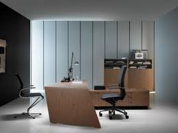 minimalist cool home office. Awesome Cool Contemporary Home Office Design Idea With Charming Wooden Desk Minimalist